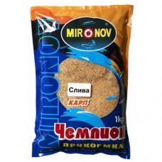 Прикормка MIRONOV Чемпион Карп слива
