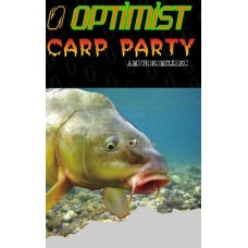 Прикормка OPTIMIST Carp Party