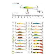Балансиры SPIDER PRO модель 07