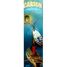 Блесна CARSON Mistrall Eagle 6,5