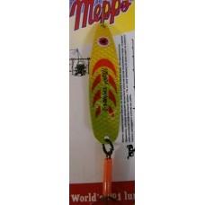 Блесна MEPPS Syclops-2 (желто-красный)