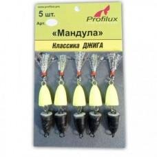 Мандула Profilux (желто-черная)