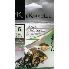 Крючки KAMATSU Iseama