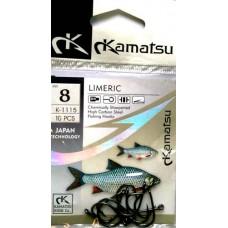 Крючки KAMATSU Limeric