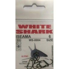 Крючки WHITE SHARK Iseama