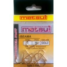 Крючки METSUI Iseama