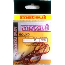 Крючки METSUI Round