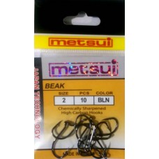 Крючки METSUI Beak