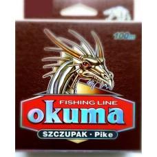 Леска OKUMA 100 м