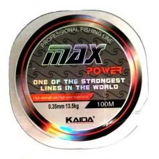 Леска KAIDA Max 100 м