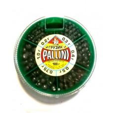 Набор свинцовых грузил Pallini