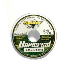 Леска SPIDER Universal 30 м