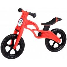 Беговел POPBIKE Sprint с бескамерными колесами Red