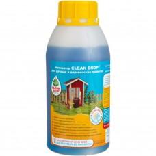 Активатор Clean Drop для дачных и деревенских туалетов 0,5л