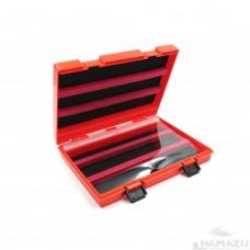 Коробка для микроблесен Namazu Pro TiA Take-Bait Case-Book, 200х145х34 мм NPT-CASE-01