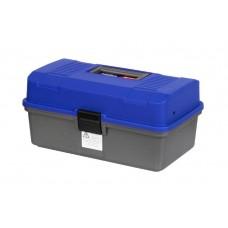 Ящик рыболова Nisus двухполочный синий (N-FB-2-B)