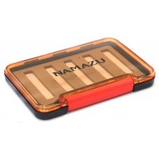 Коробка для мормышек Namazu Slim Box, тип A, N-BOX36