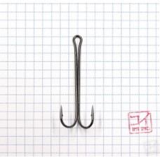 Крючок Koi 3 XL Double Hook № 2/0 , BN, двойник (10 шт.) KH2421-2/0BN
