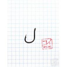 Крючок Koi 4X-Iseama-Ring № 2 /12 (AS), BN (10 шт.) KH861-12BN