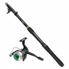 Набор для рыбалки Premier Fishing Start РR-NS-240-4000