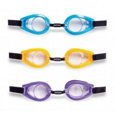 Очки для плавания детские от 8 лет Intex 55602 цвет в ассортименте