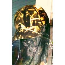 Бейсболка с маскитной сеткой